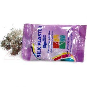Блестки для жидких обоев Silk Plaster Полоска