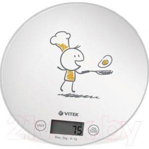 Кухонные весы Vitek VT-8018 W