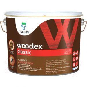 Антисептик для древесины Teknos Woodex Classic B3