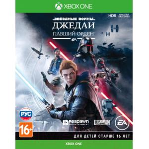 Игра для игровой консоли Microsoft Xbox One Звездные войны Джедаи: Павший Орден