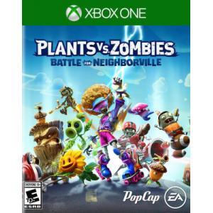 Игра для игровой консоли Microsoft Xbox One Plants vs. Zombies: Битва за Нейборвиль
