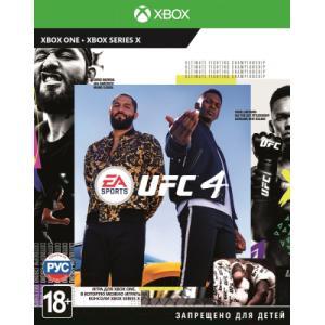 Игра для игровой консоли Microsoft Xbox One UFC 4