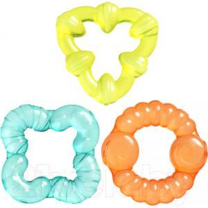 Набор прорезывателей для зубов Playgro Забавные фигурки / 0186335