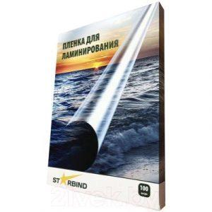 Пленка для ламинирования Starbind 154x216 125мкм / PL154216G125