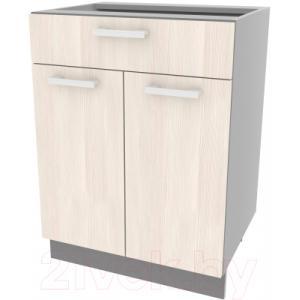 Шкаф-стол кухонный Интерлиния Компо НШ60рш1