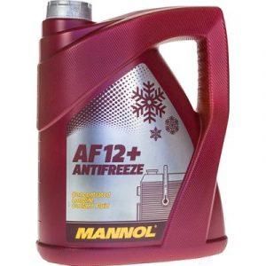 Антифриз Mannol AF12+ концентрат -75C / MN4112-5