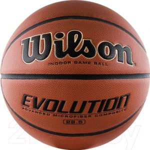 Баскетбольный мяч Wilson Evolution / WTB0586