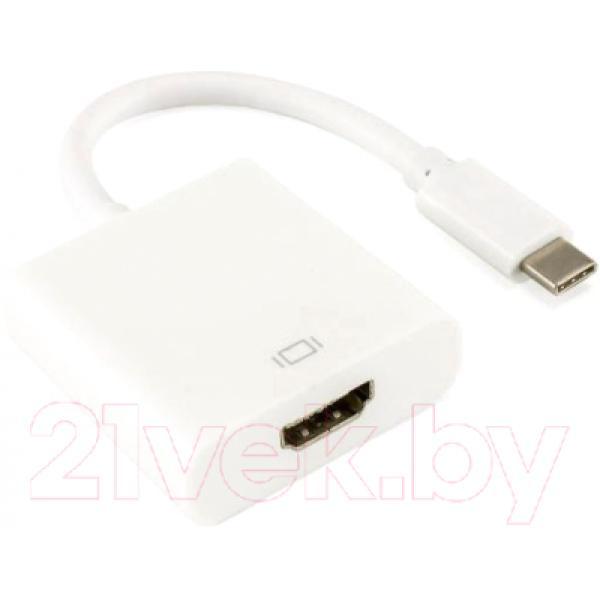 Адаптер SBOX HDMI F - Type-C M (AD.HDMI-TYPEC)