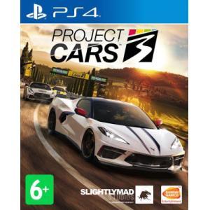 Игра для игровой консоли Sony PlayStation 4 Project CARS 3