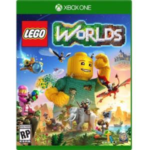 Игра для игровой консоли Microsoft Xbox One LEGO Worlds